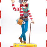 Blitzway Wheres Wally 12 Inch Figure 014