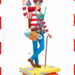 Blitzway Wheres Wally 12 Inch Figure 015