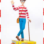 Blitzway Wheres Wally 12 Inch Figure 017