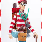 Blitzway Wheres Wally 12 Inch Figure 018