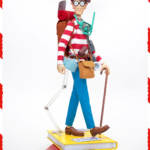 Blitzway Wheres Wally 12 Inch Figure 019