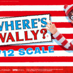 Blitzway Wheres Wally 6 Inch Figure 001
