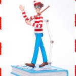 Blitzway Wheres Wally 6 Inch Figure 007