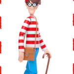Blitzway Wheres Wally 6 Inch Figure 008
