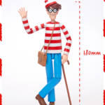 Blitzway Wheres Wally 6 Inch Figure 009