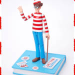 Blitzway Wheres Wally 6 Inch Figure 012