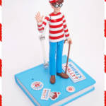 Blitzway Wheres Wally 6 Inch Figure 013