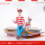 Blitzway Wheres Wally 6 Inch Figure DX 002