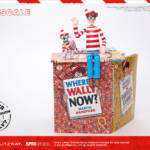 Blitzway Wheres Wally 6 Inch Figure DX 004
