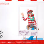 Blitzway Wheres Wally 6 Inch Figure DX 005