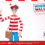Blitzway Wheres Wally 6 Inch Figure DX 006