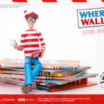 Blitzway Wheres Wally 6 Inch Figure DX 007