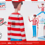 Blitzway Wheres Wally 6 Inch Figure DX 008