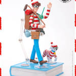 Blitzway Wheres Wally 6 Inch Figure DX 009
