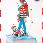Blitzway Wheres Wally 6 Inch Figure DX 010