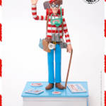 Blitzway Wheres Wally 6 Inch Figure DX 011