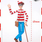 Blitzway Wheres Wally 6 Inch Figure DX 012