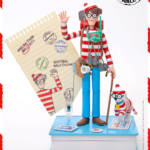 Blitzway Wheres Wally 6 Inch Figure DX 013