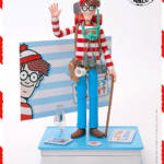 Blitzway Wheres Wally 6 Inch Figure DX 014