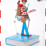 Blitzway Wheres Wally 6 Inch Figure DX 015