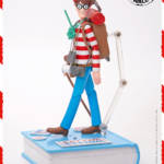 Blitzway Wheres Wally 6 Inch Figure DX 016