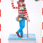 Blitzway Wheres Wally 6 Inch Figure DX 017