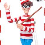 Blitzway Wheres Wally 6 Inch Figure DX 019