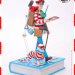 Blitzway Wheres Wally 6 Inch Figure DX 020