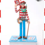 Blitzway Wheres Wally 6 Inch Figure DX 021