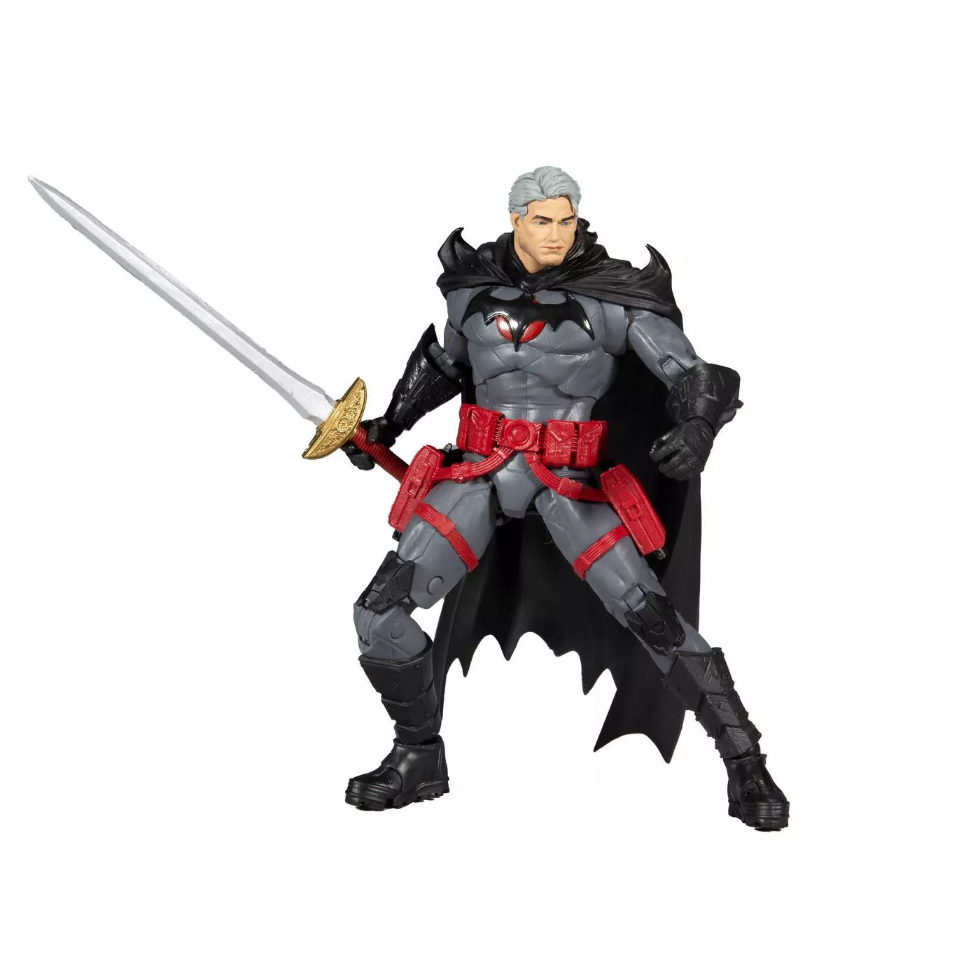 DC Multiverse Flashpoint Batman Unmasked 006