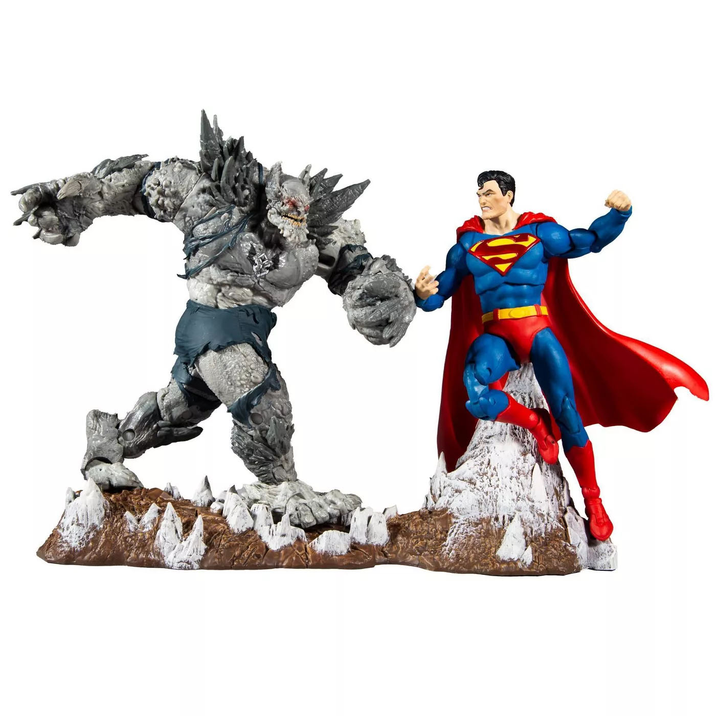 DC Multiverse Superman vs Devastator 2 Pack 004