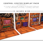 Extreme Sets Control Center Display Pack