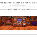 Extreme Sets Deluxe Control Center 2.0 Pop Up Diorama 1 12
