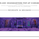 Extreme Sets Deluxe Headquarters Pop Up Diorama 1 12