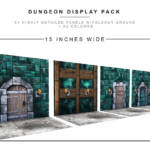 Extreme Sets Dungeon Display Pack