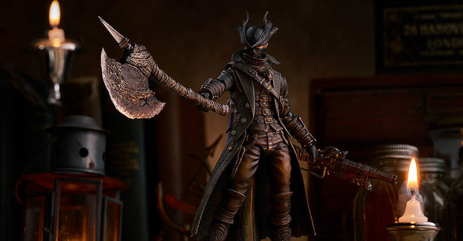 Figma Bloodborne Old Hunter 014