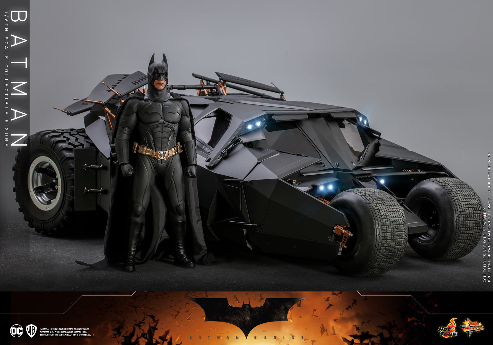 Hot Toys Batman Begins Batman 2022 Release 004
