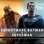 Hot Toys Knightmare Batman and Superman Set 001