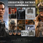 Hot Toys Knightmare Batman and Superman Set 036