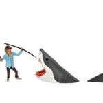 Jaws Toony Terrors 2 Pack 001