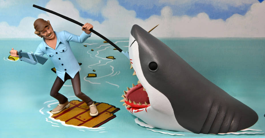 Jaws Toony Terrors 2 Pack 002