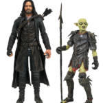 LORD OF THE RINGS DLX SERIES 3 FIGURE ASSORTMENT 1