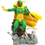 MARVEL GALLERY COMIC VISION PVC STATUE 3