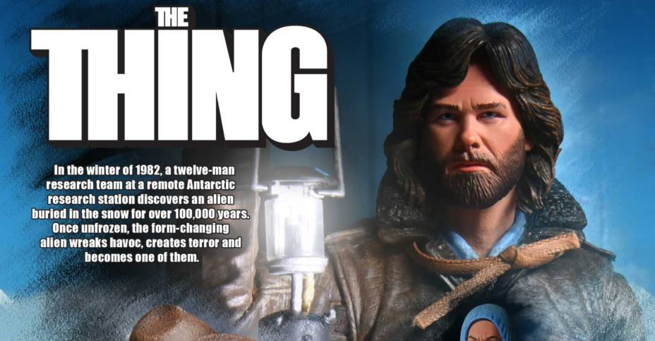 NECA The Thing MacReady Preview