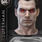 Prime 1 Black Suit Superman Statue 016