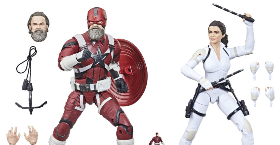 RED GUARDIAN MELINA VOSTOKOFF 2 Pack 02