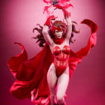 Sideshow Scarlet Witch Statue 001