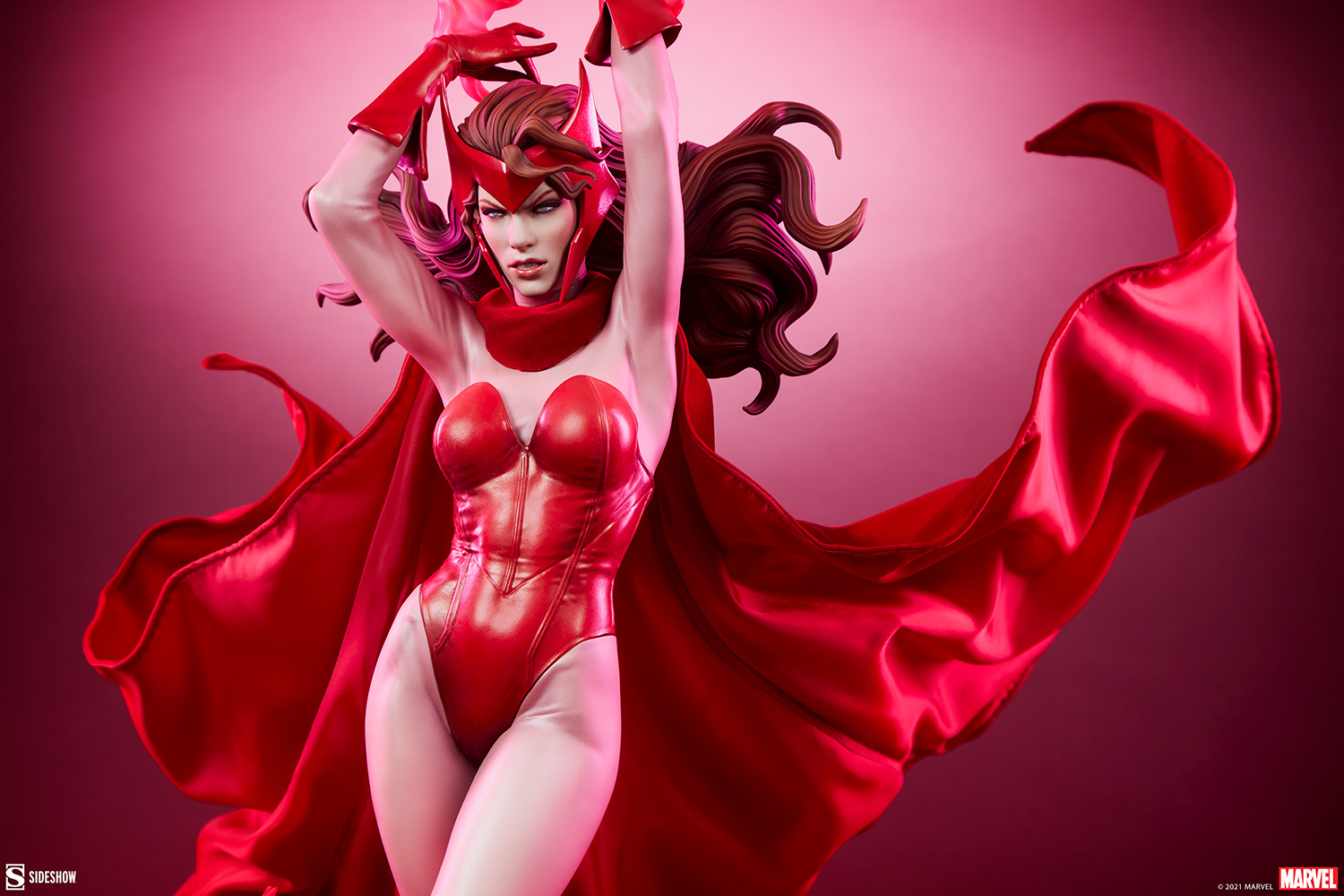 Sideshow Scarlet Witch Statue 002
