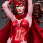 Sideshow Scarlet Witch Statue 011