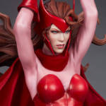Sideshow Scarlet Witch Statue 012
